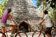 Biking at Ancient